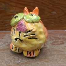 Clay Play Cat