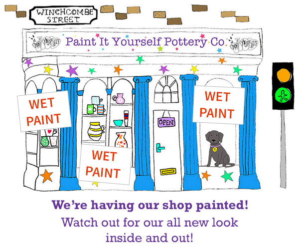 Painting shop