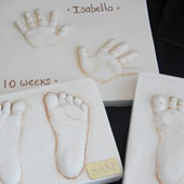 Baby Footprints/Handprints