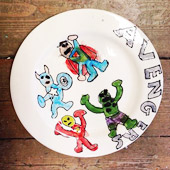 Children's Parties (in store/at home/mobile)
