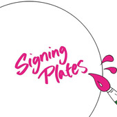 signing plates
