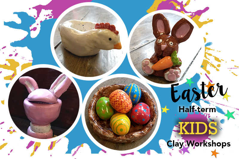 Kids Clay Play Workshops