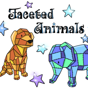 Faceted Animals